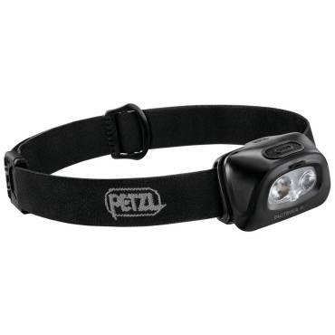 Petzl Tactikka + 350 Lumen Headlamp Black