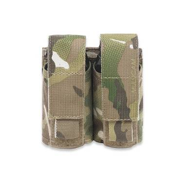 Warrior Double 40mm Grenade MultiCam