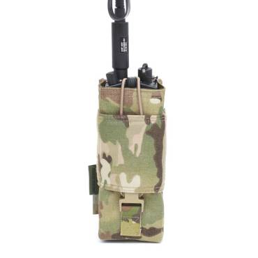 Warrior MBITR Radio Pouch Gen 1 MultiCam