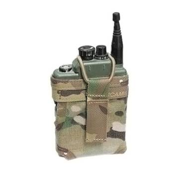Warrior Personal Radio Pouch MultiCam