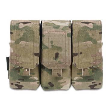 Warrior Triple M4 5.56mm MultiCam