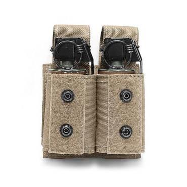 Warrior Double 40mm Grenade Coyote Tan