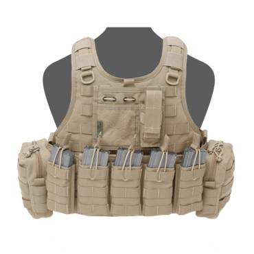 Warrior RICAS Compact DA5.56 Coyote Tan