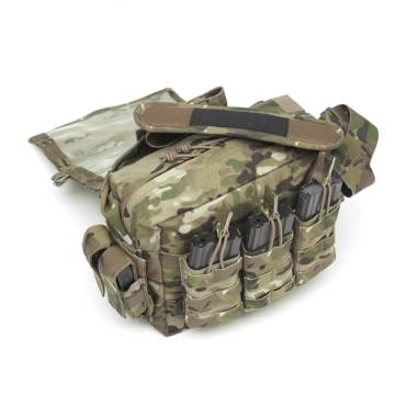 Warrior Low Profile Grab Bag MultiCam
