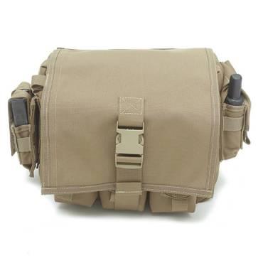 Warrior Grab Bag Coyote Tan