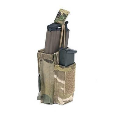 Warrior Single Open 5.56mm & 9mm MultiCam