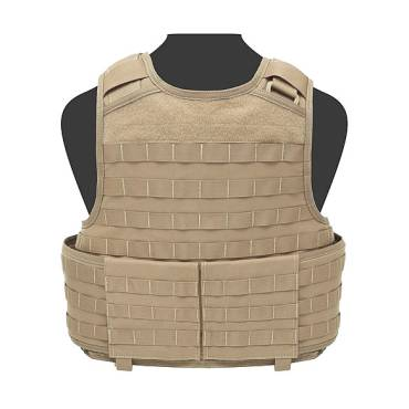 Warrior Raptor Base Large Coyote Tan