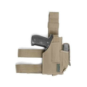 Warrior Drop Leg Holster Coyote Tan