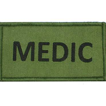 Warrior Medic Patch Olive Drab
