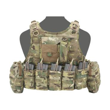 Warrior RICAS Compact DA5.56 MultiCam
