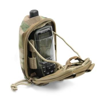 Warrior Pouch for Garmin 62S MultiCam