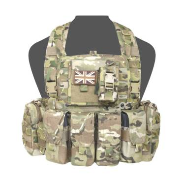 Warrior 901 Bravo M4 MultiCam