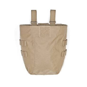 Warrior Roll Up Dump Pouch - Gen 2 Coyote Tan