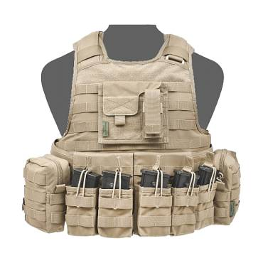 Warrior Raptor G36 Coyote Tan