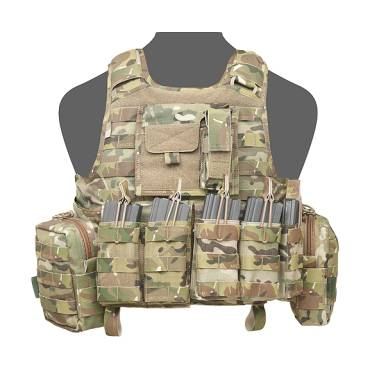 Warrior Raptor DA5.56 MultiCam