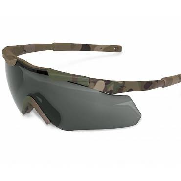 Smiths Aegis Arc MultiCam Frame with Clear & Grey Lenses