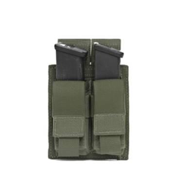 Warrior Double DA 9mm Pistol Olive Drab