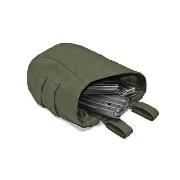 Warrior Roll Up Dump Pouch - Gen 2 Olive Drab