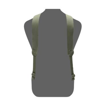 Warrior Slim Line Harness Olive Drab