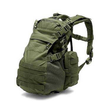 Warrior Helmet Cargo Pack Olive Drab