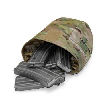 Warrior Roll Up Dump Pouch - Gen 2 MultiCam