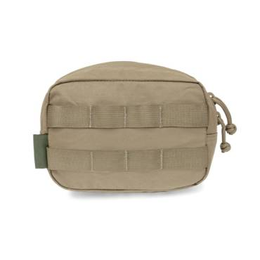 Warrior Horizontal Utility Pouch Coyote Tan