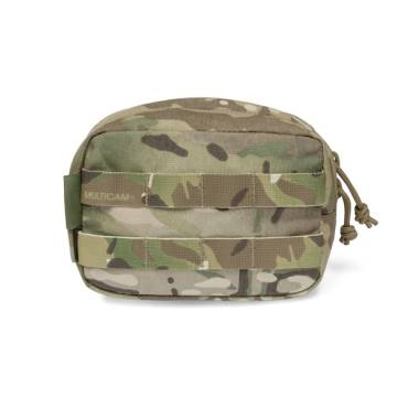 Warrior Horizontal Utility Pouch MultiCam