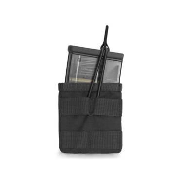 Warrior Single MOLLE Open Pouch HK417 Black