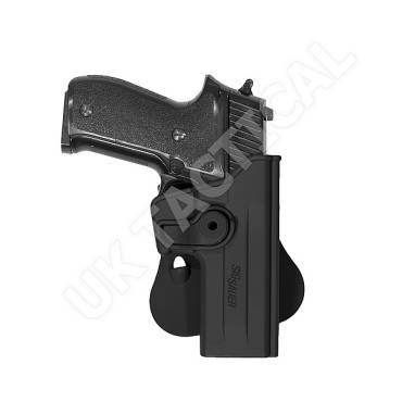 IMI Rotating Holster SIG226 Black