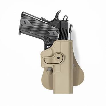 IMI Rotating Holster Colt 1911 Tan