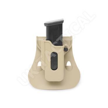 IMI Single Mag Pouch Beretta 92/Sig226 Tan
