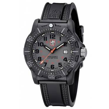 Luminox Black Ops Carbon Watch - Black
