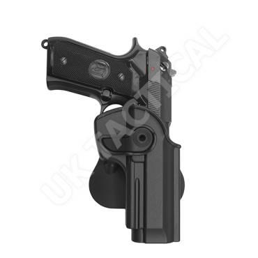 IMI Rotating Holster Beretta 92/96 Black