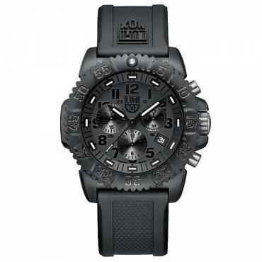 Luminox Colormark Chrono Watch 3081 Black OPs
