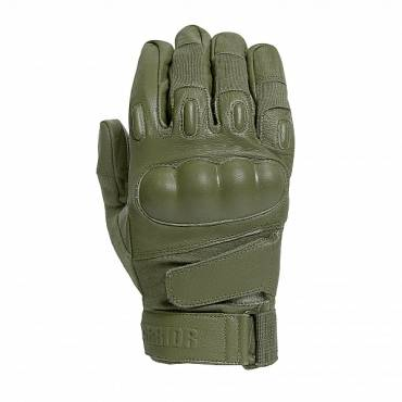 Warrior Firestorm Hard Knuckle Glove Olive Drab