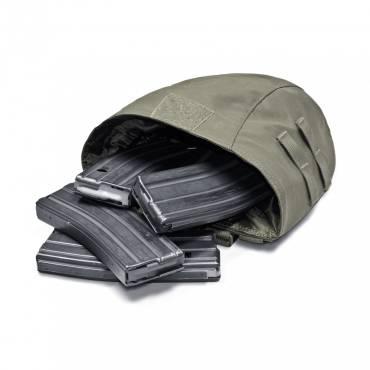 Warrior Roll Up Dump Pouch - Gen 2 Ranger Green
