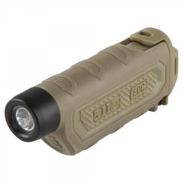 5.11 TPT EDC Flashlight - Sandstone Case