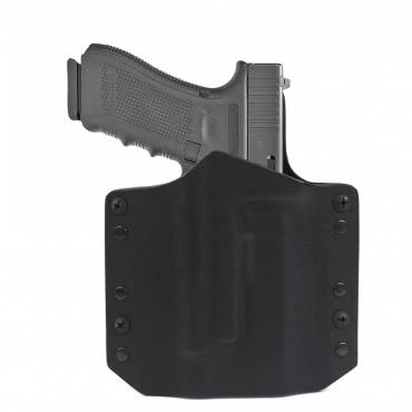 ARES Kydex Holster Glock-17/19 TLR-1/TLR-2 Weapon Lights - Black