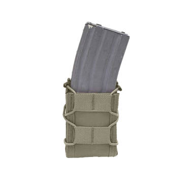 Warrior Single Quick Mag Ranger Green