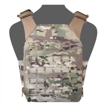 Warrior Laser Cut Assaulters Back Panel MultiCam