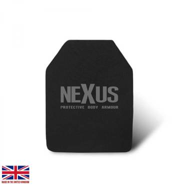 Nexus Level III+ Back Plate
