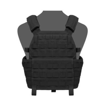 Warrior DCS Plate Carrier Base small/MEDIUM Black