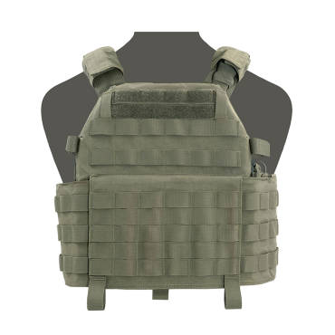 Warrior DCS Plate Carrier Base Ranger Green