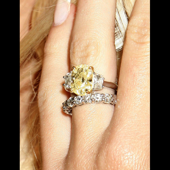 Celebrity engagement rings Photos Really Channel