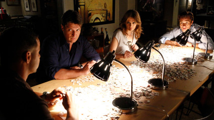 Series 5 Episode Guide | Castle | Alibi Channel