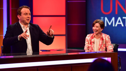 Unspun With Matt Forde Dave Channel