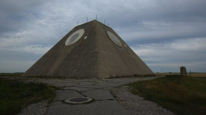 The Forgotten Pyramid of the Cold War | Abandoned