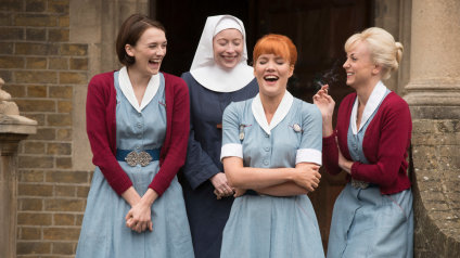 Call The Midwife Christmas Special.Call The Midwife Drama Channel