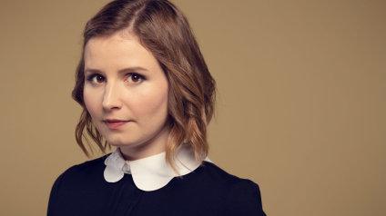 Flack interview - Rebecca Benson (Melody)   Flack   W Channel