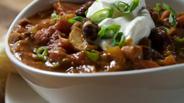 Healthy chilli con carne good food channel healthy chilli con carne forumfinder Image collections